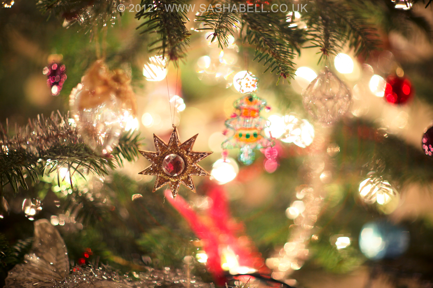Christmas Bokeh – Day 86/365