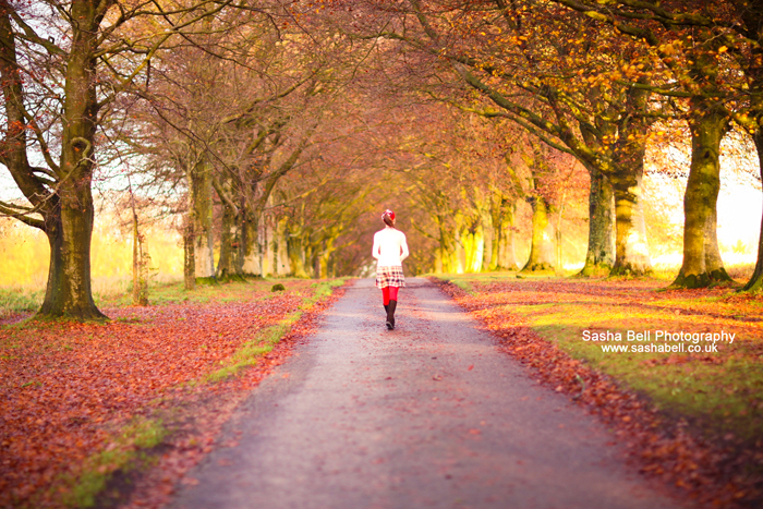 Autumn Road – Day 59/365
