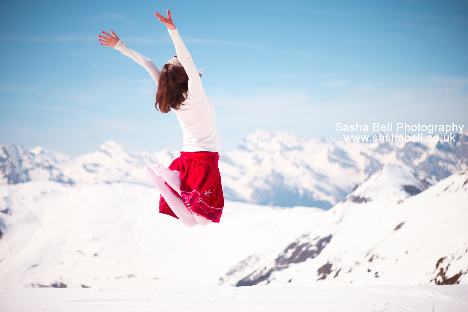 Jumping In The Mountains – Day 206/365