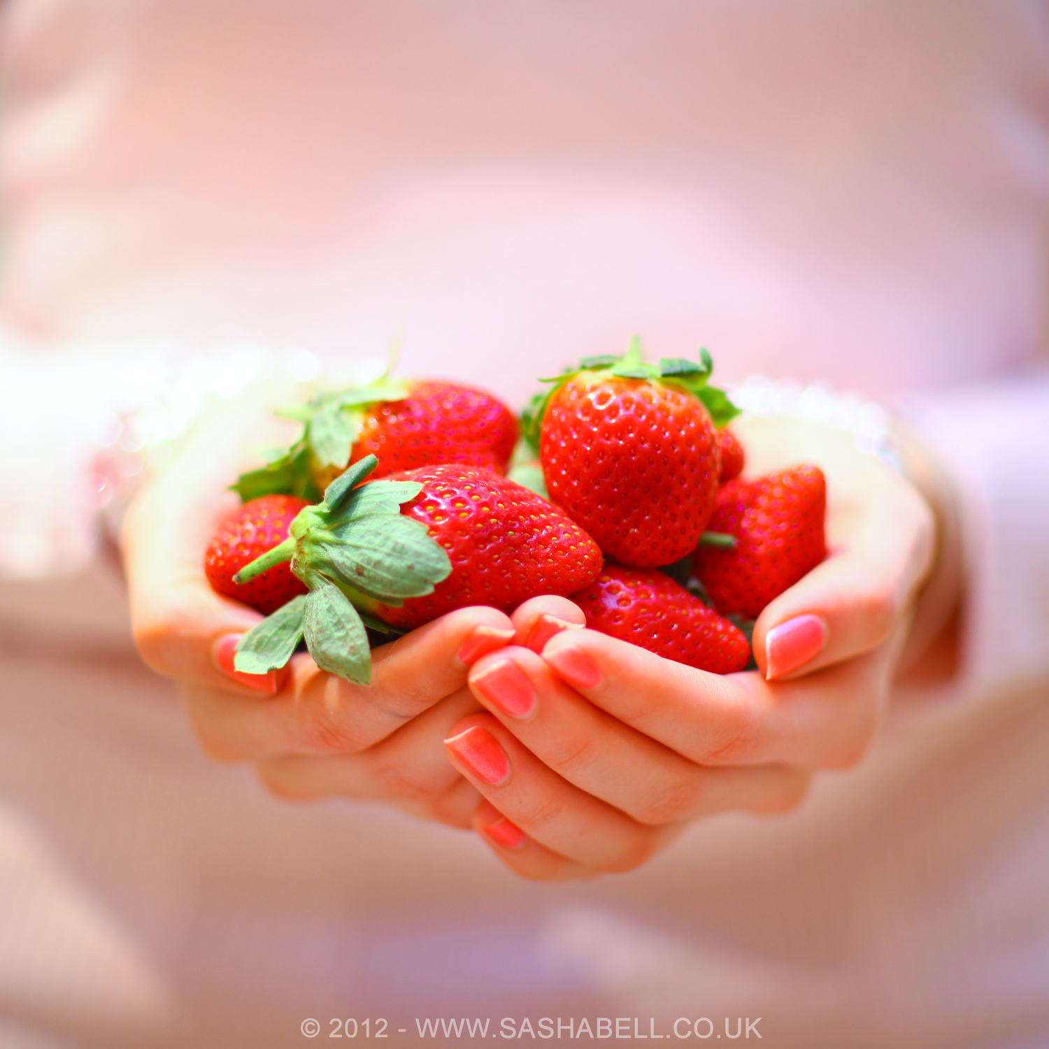 Yummy Strawberries – Day 98/365