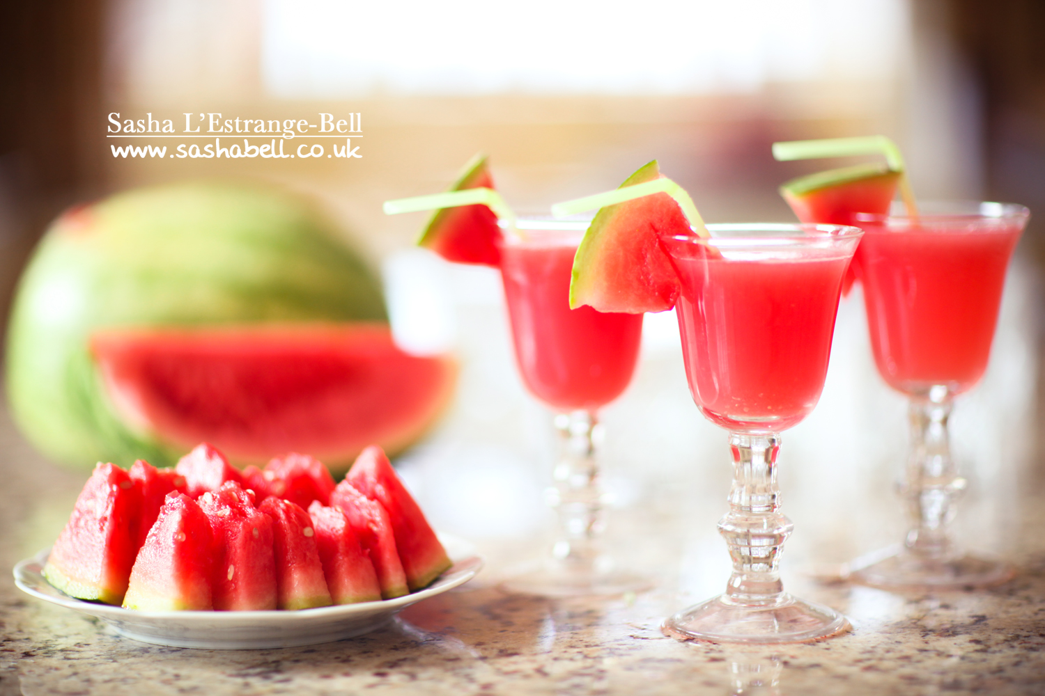 Watermelon Smoothies – Day 324/365