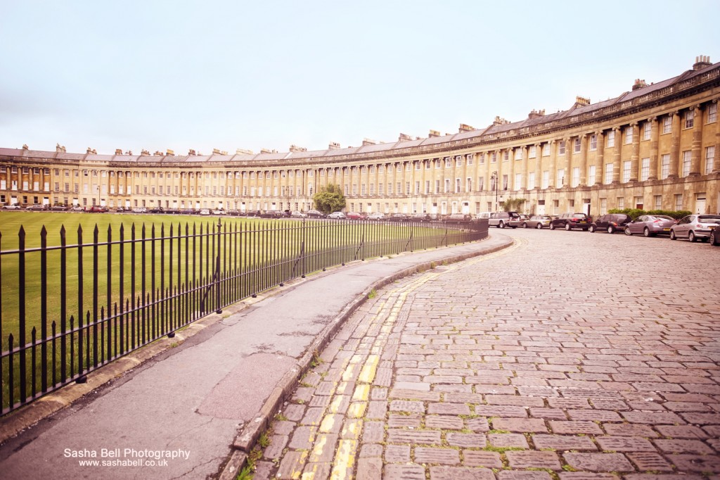 The Royal Crescent  - Day 275/365