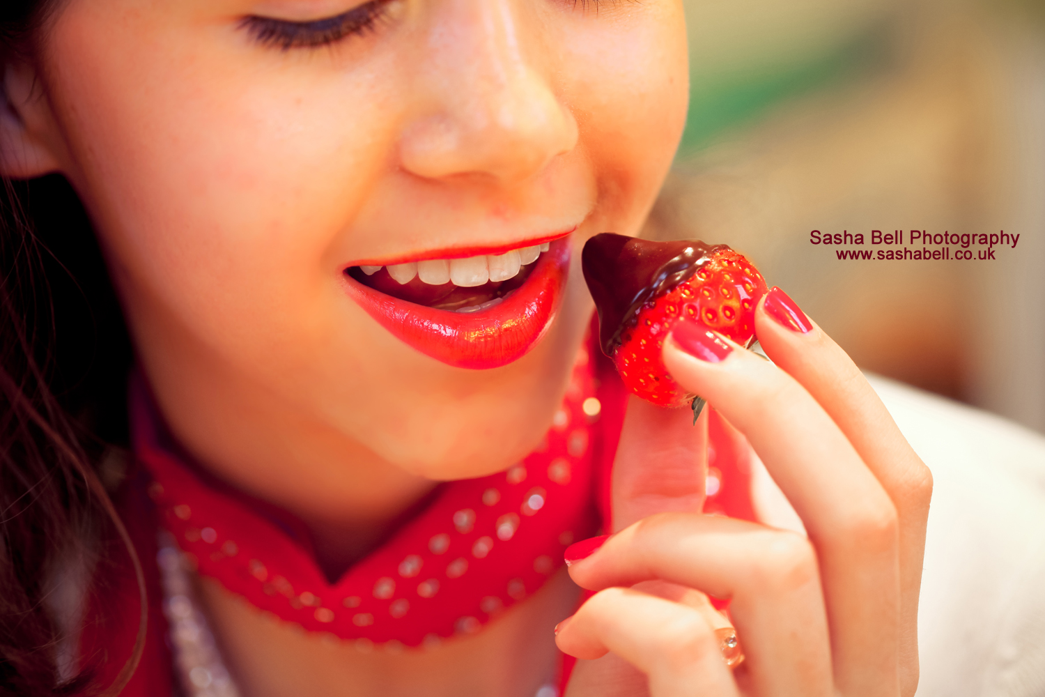 Chocolate Strawberry – Day 50/365