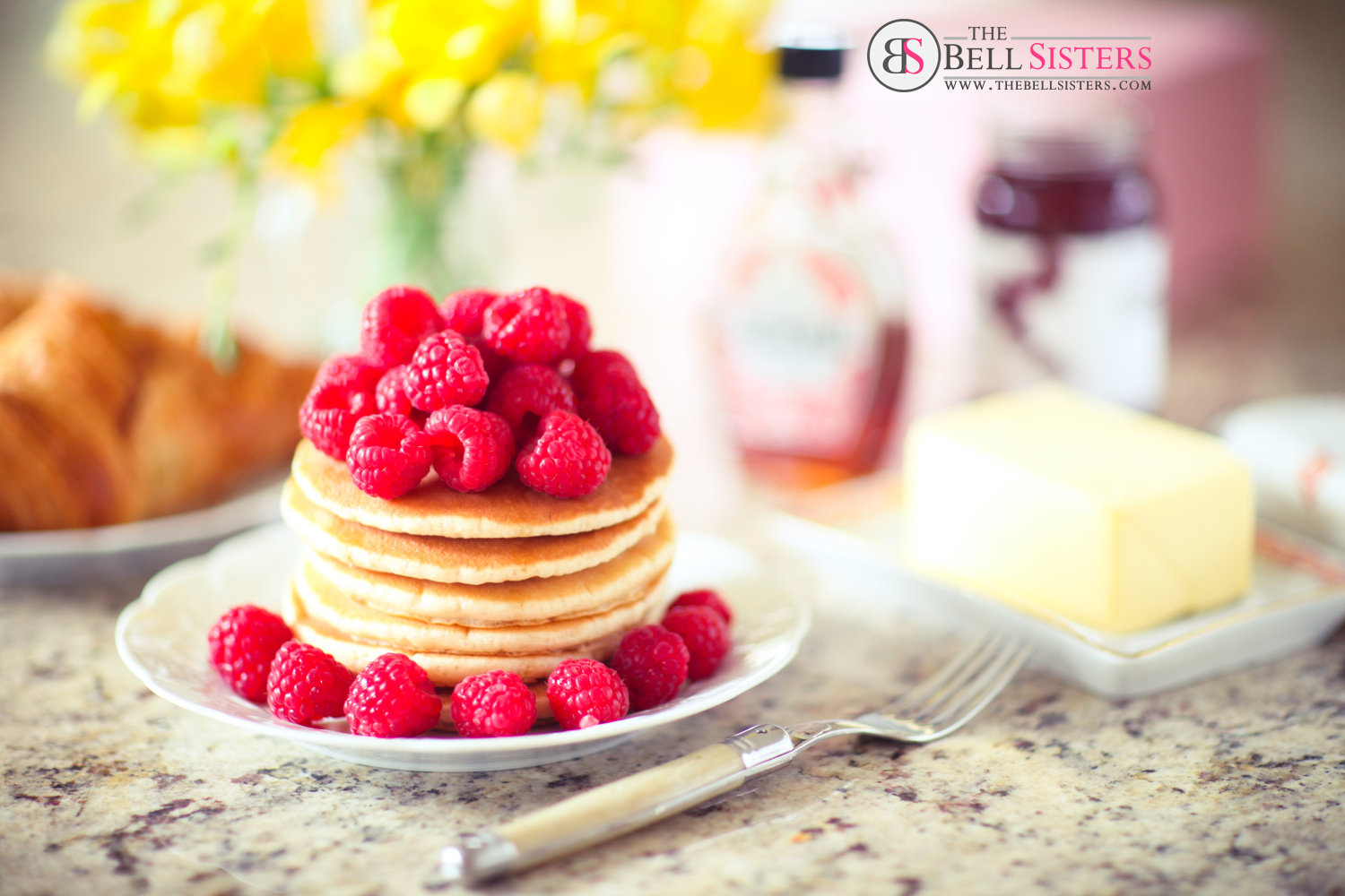 Pancakes and Raspberries