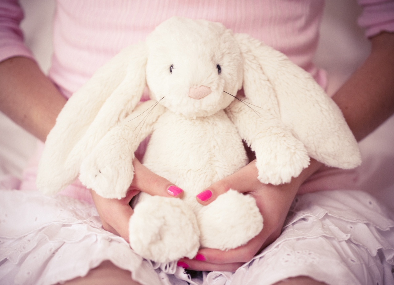 Little White Bunny – Day 3/30