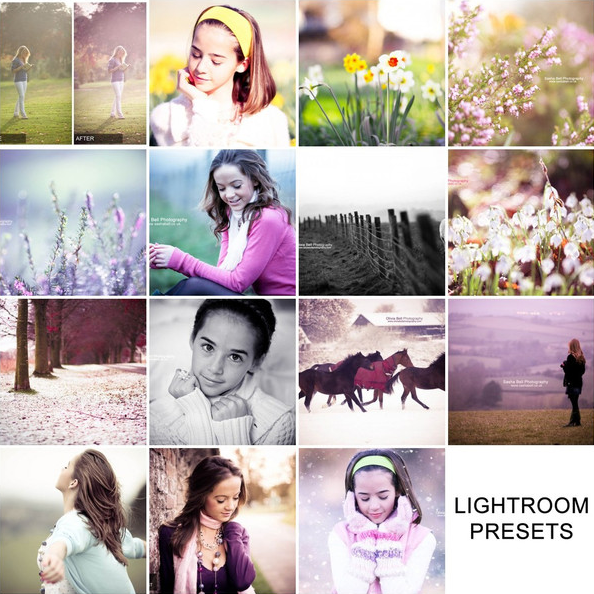 The ULTIMATE Lightroom Presets Package
