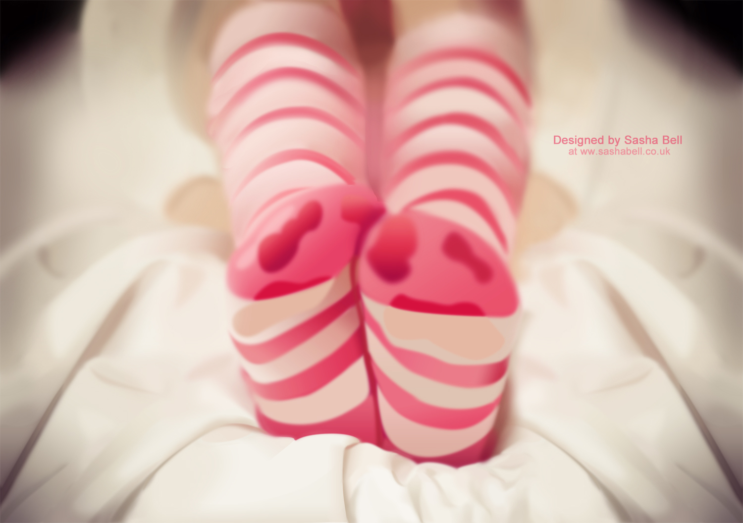 Candy Socks Design